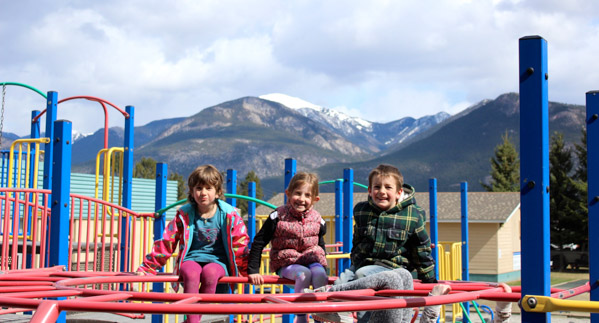 Rocky Mountain School District Students