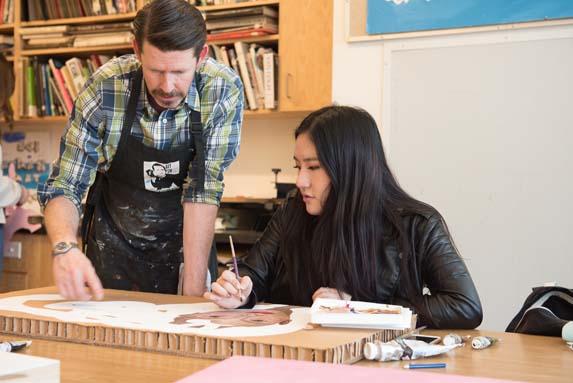 North Vancouver School District AFKA Academy