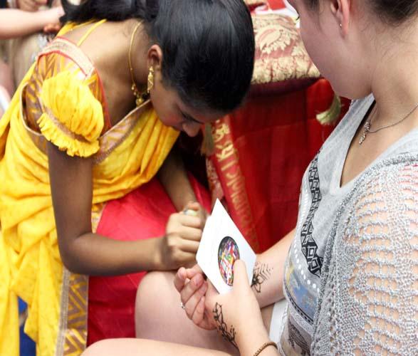 multiculturalism event at langley schools