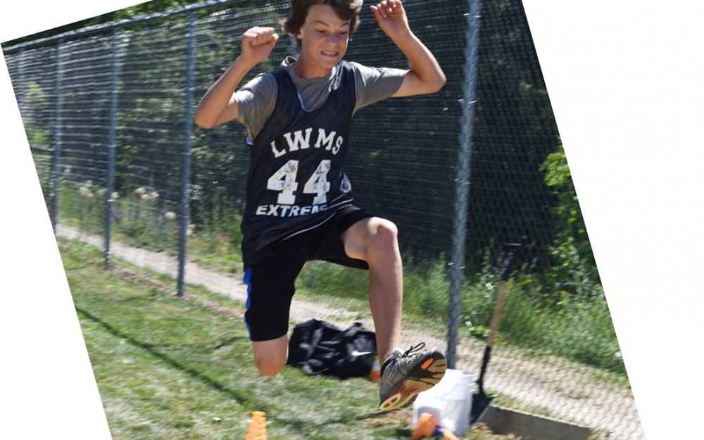 SD83 Student Long Jumper