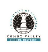 Comox Valley School District logo