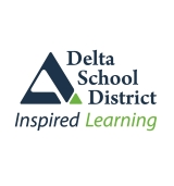Delta School District logo
