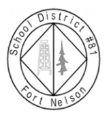 Fort Nelson School District logo