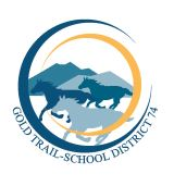 Gold Trail School District Logo
