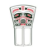 Nisga'a School District logo