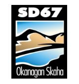 Okanagan Skaha School District logo