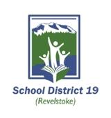 Revelstoke School District logo
