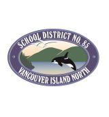 Vancouver Island North School District logo