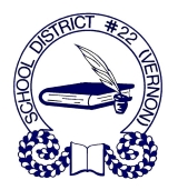 Vernon School District logo