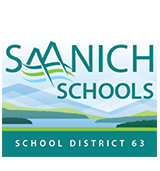 Saanich School District 63 Logo