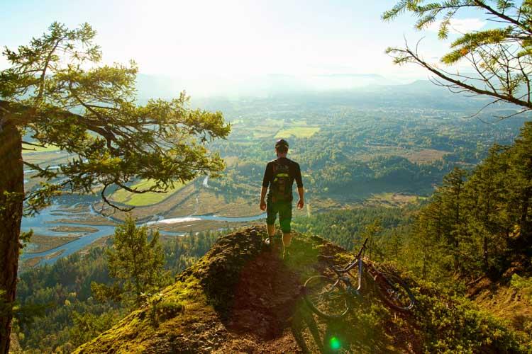 Image of hiker