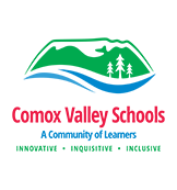 Image of Comox Valley School District 71 logo