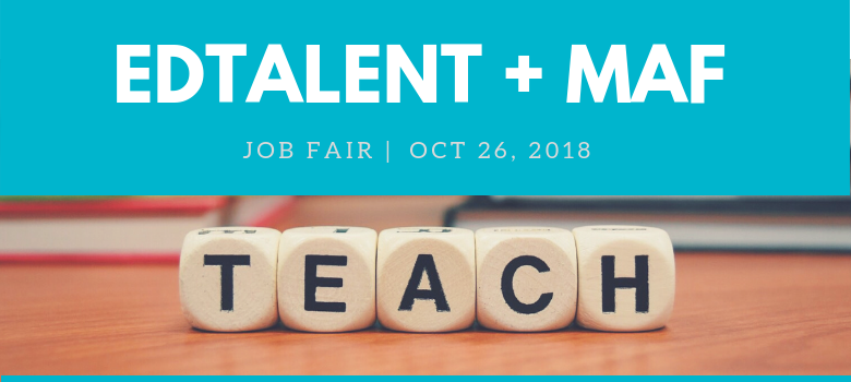 Banner image for Ed Talent Job Fair
