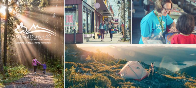 Maple Ridge-Pitt Meadows collage