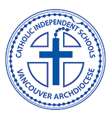 Catholic Independent Schools Vancouver Archdiocese Logo