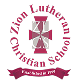 Zion Lutheran Christian School Logo