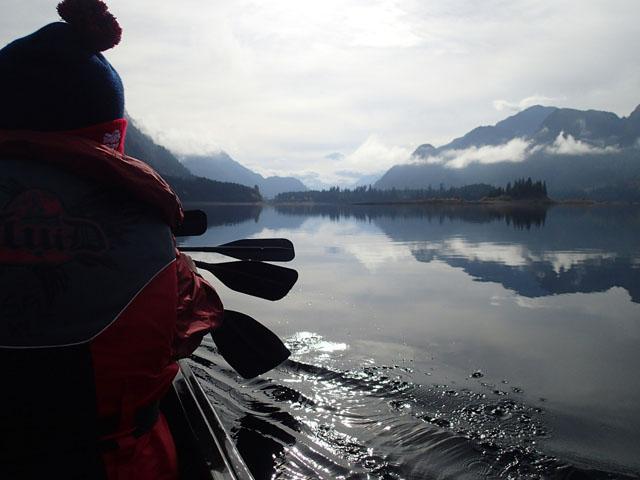 Westmont Montessori Students Canoeing