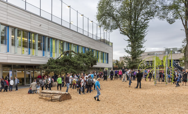 Vancouver Talmud Torah school grounds
