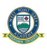 West Point Grey Academy logo