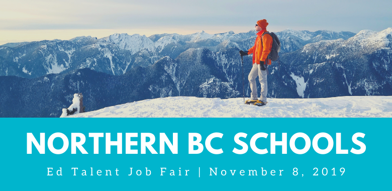 Northern BC teaching opportunities