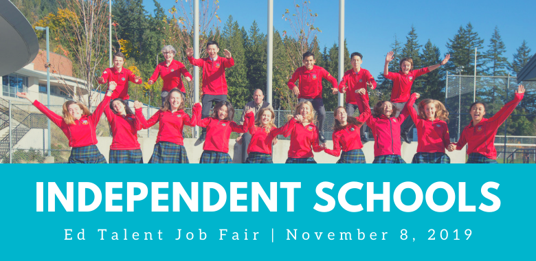 Independent Schools Banner for EdTalent