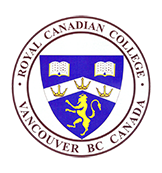 Royal Canadian College logo