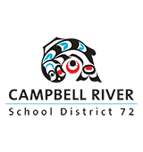 Campbell River School District No. 72 logo