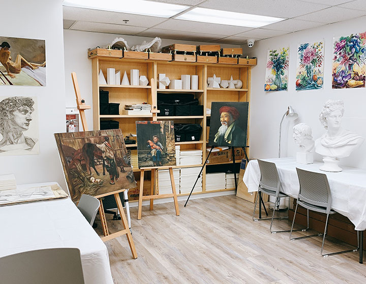Johnathan Academy Art Studio