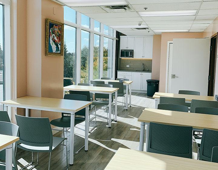 Johnathan Academy Classroom