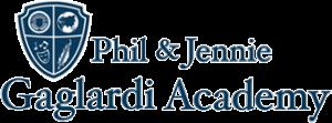Phil and Jennie Gaglardi Academy logo