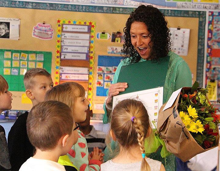 New Westminster teacher