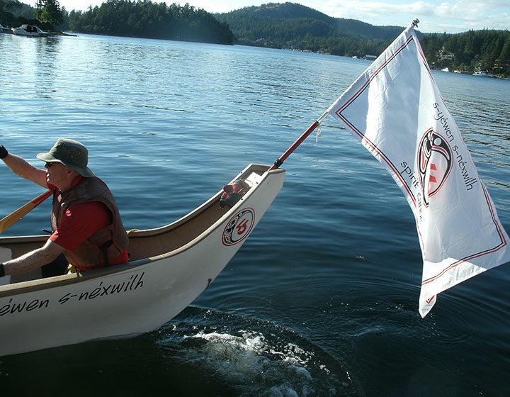 Sunshine Coast canoeing