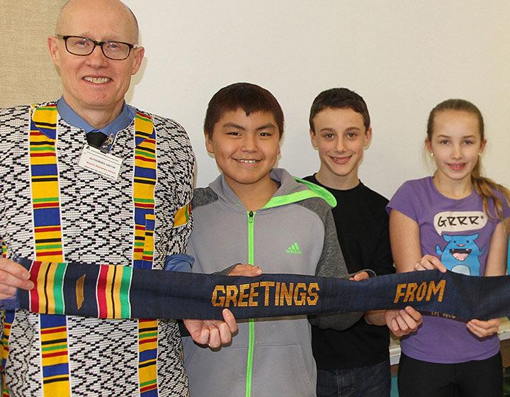 Nanaimo Ladysmith School District students