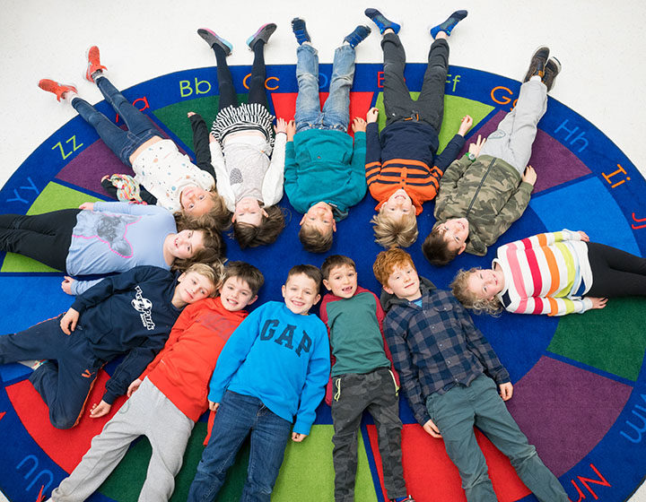 Cowichan Valley school district elementary students