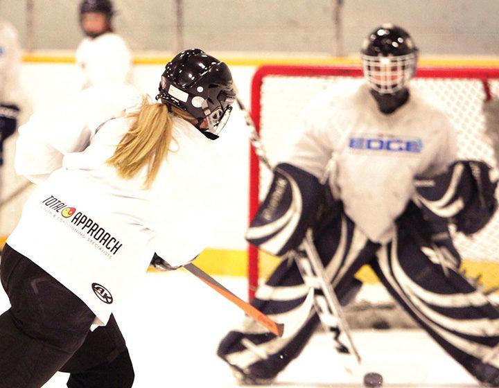 Vernon School District No. 22 hockey academy