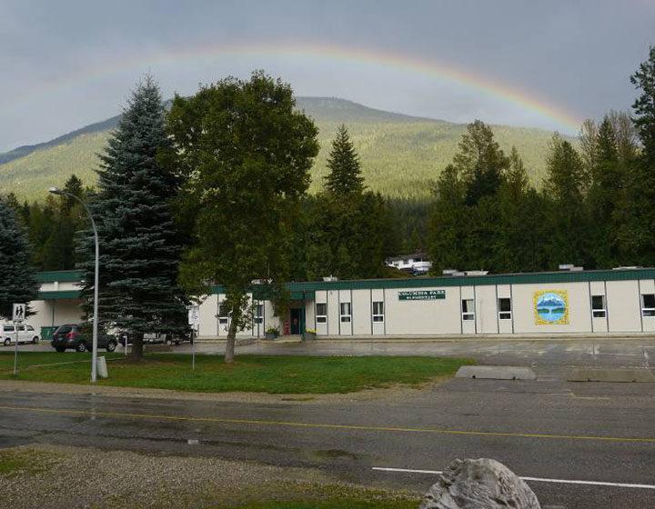 Revelstoke Columbia Park Elementary School