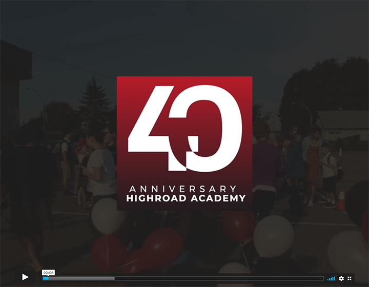 Video thumbnail image - High Road Academy